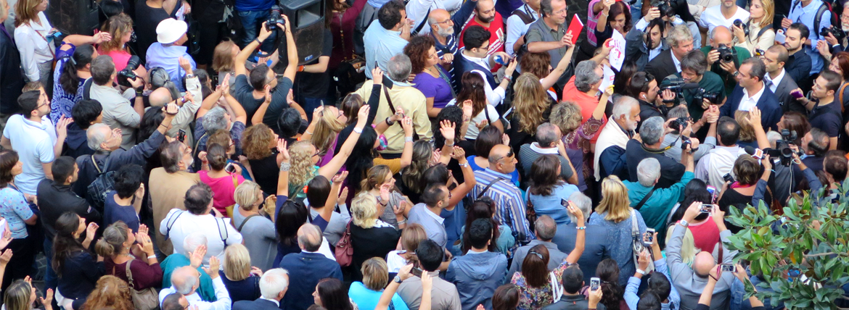 Sospendiamo Sindaco Flash Mob