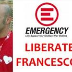 Napoli con Emergency per la liberazione di Francesco Azzarà
