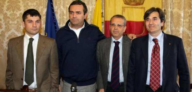 Raphael Rossi, de Magistris, Sodano, Del Giudice