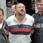 L'arresto di Giuseppe Polverino