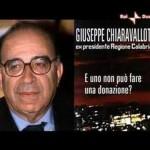 L'intercettazione di Giuseppe Chiaravalloti