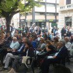 Ho partecipato a due incontri organizzati da Calabriattiva nelle piazze di #Rende e #Cosenza