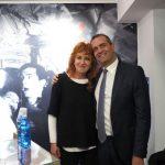 Un incontro tra combattenti: Sono andato a salutare Fiorella Mannoia
