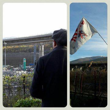 Sul cantiere della TAV in Val Susa