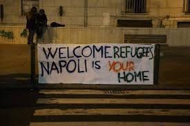 Napoli città che accoglie