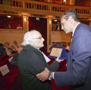 Sergio Marotta e Luigi de Magistris