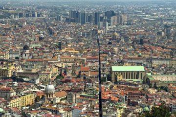 Napoli dall'alto