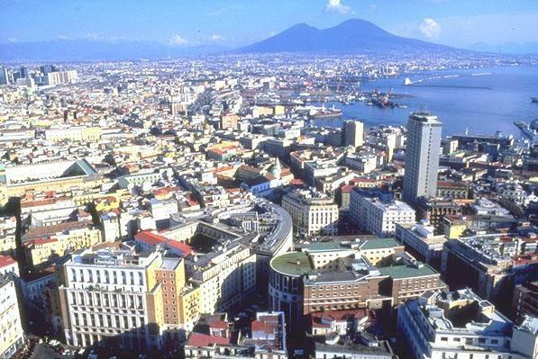 Napoli panorama