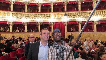 San Carlo concerto per i popoli di tutto il mondo che vivono nella nostra città