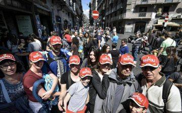 Turismo a Napoli tutto esaurito