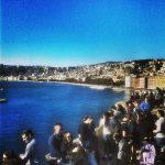 Vivere oggi Napoli, città con un'esplosione …