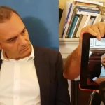 Luigi de Magistris ha condiviso il video in …