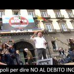 In diretta da Piazza Municipio – #Napoli per dire …